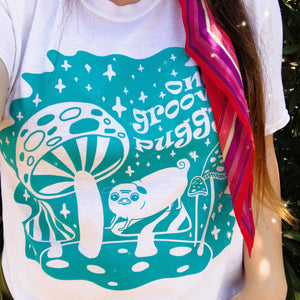 One Groovy Puggy T-Shirt