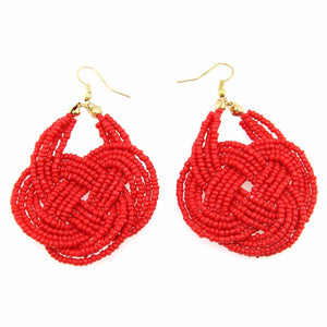 Beaded Bohemia Earring