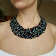 Beaded Chunky Necklace