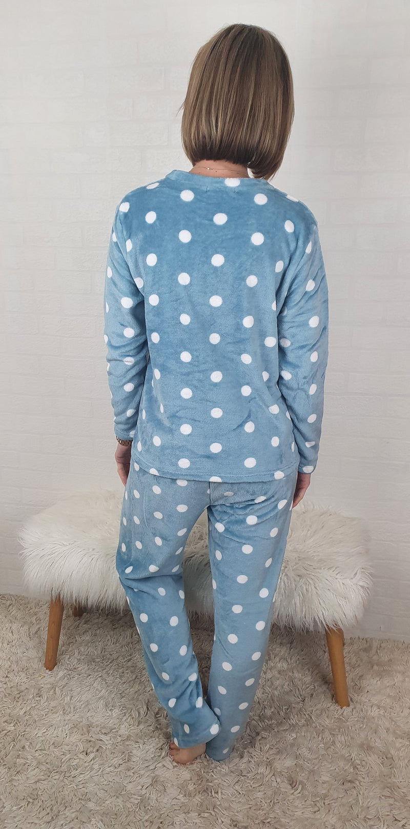 PJ Set - Blue Spot