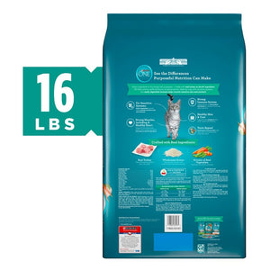 Purina ONE Sensitive Systems Dry Cat Food