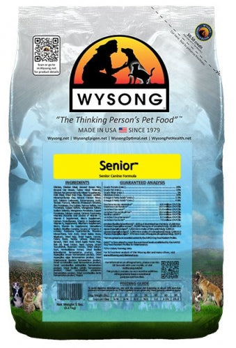 Wysong Senior Dry Dog Food