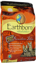 Earthborn Holistic Primitive Feline Grain Free Natural Cat Food