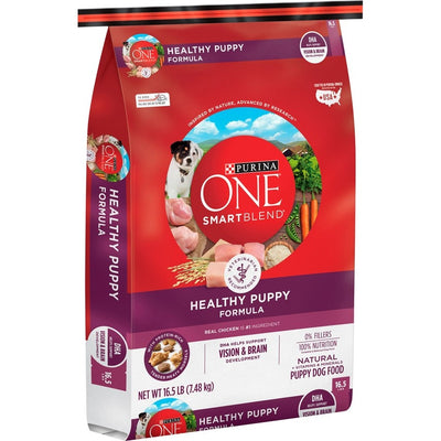 Purina ONE Healthy Puppy Chicken Recipe Dry Dog Food