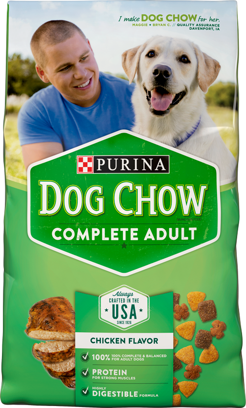 Purina Dog Chow Complete and Balanced Dry Dog Food