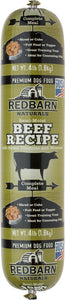 Redbarn Beef Recipe Dog Food Roll