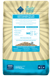 Blue Buffalo Basics Grain Free Adult Indoor Fish & Potato Recipe Dry Cat Food