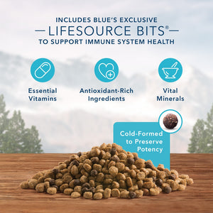 Blue Buffalo Wilderness Grain Free Natural Chicken Recipe High Protein Adult Small Bite Dry Dog Food
