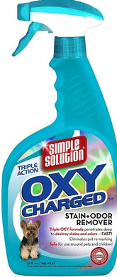 Simple Solution Oxy Charged Stain and Odor Remover