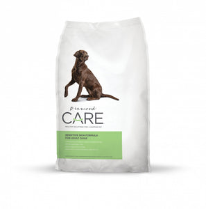 Diamond Care Adult Sensitive Skin Formula Dry Dog Food