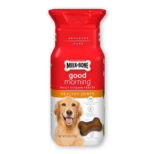 Milk-Bone Good Morning Daily Healthy Joints Vitamin Dog Treats