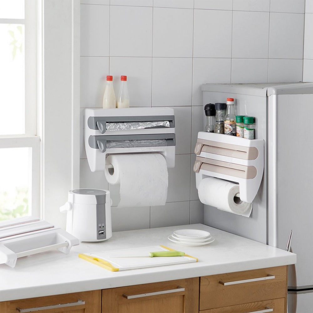 Multifunctional Home - Kitchen  Storage Rack Paper
