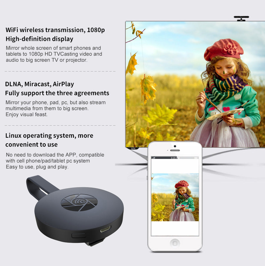 Wifi Display Receiver