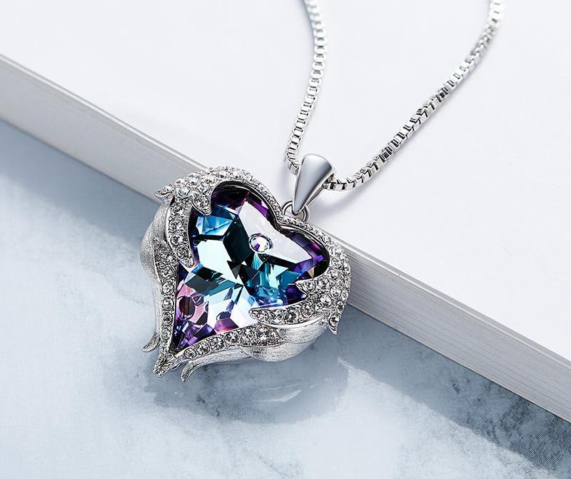 Crystals Necklaces From Swarovski