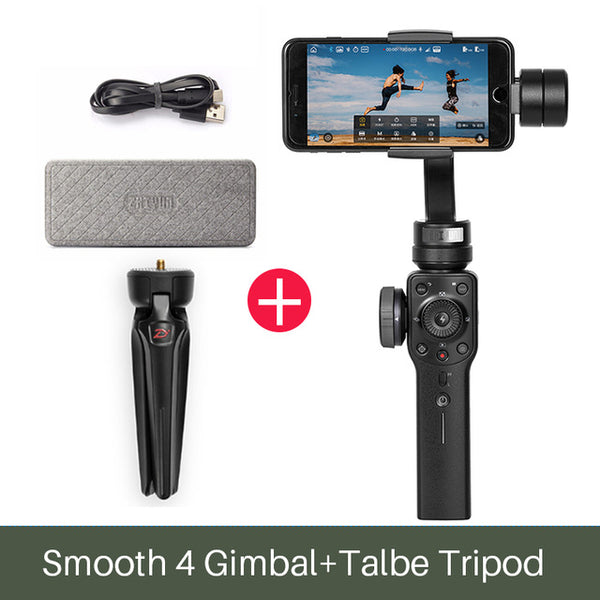 3 Axis Smartphone Stabilizer - GoPro