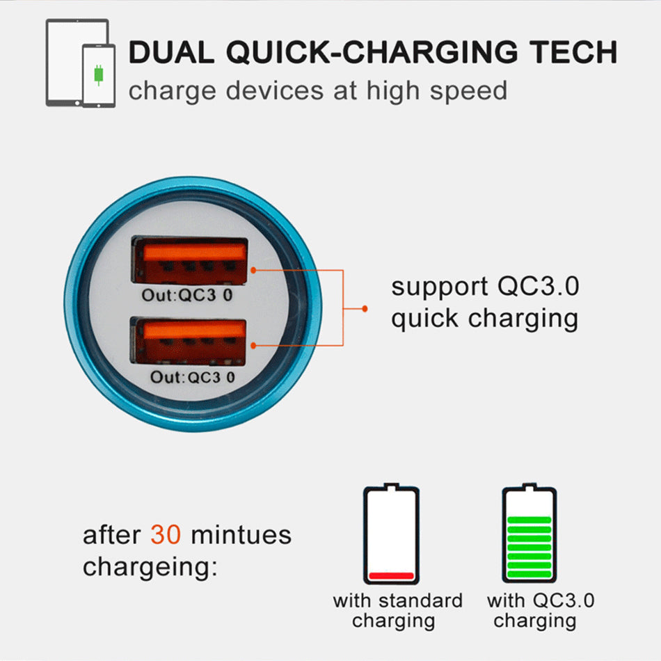 Fast Charger Auto