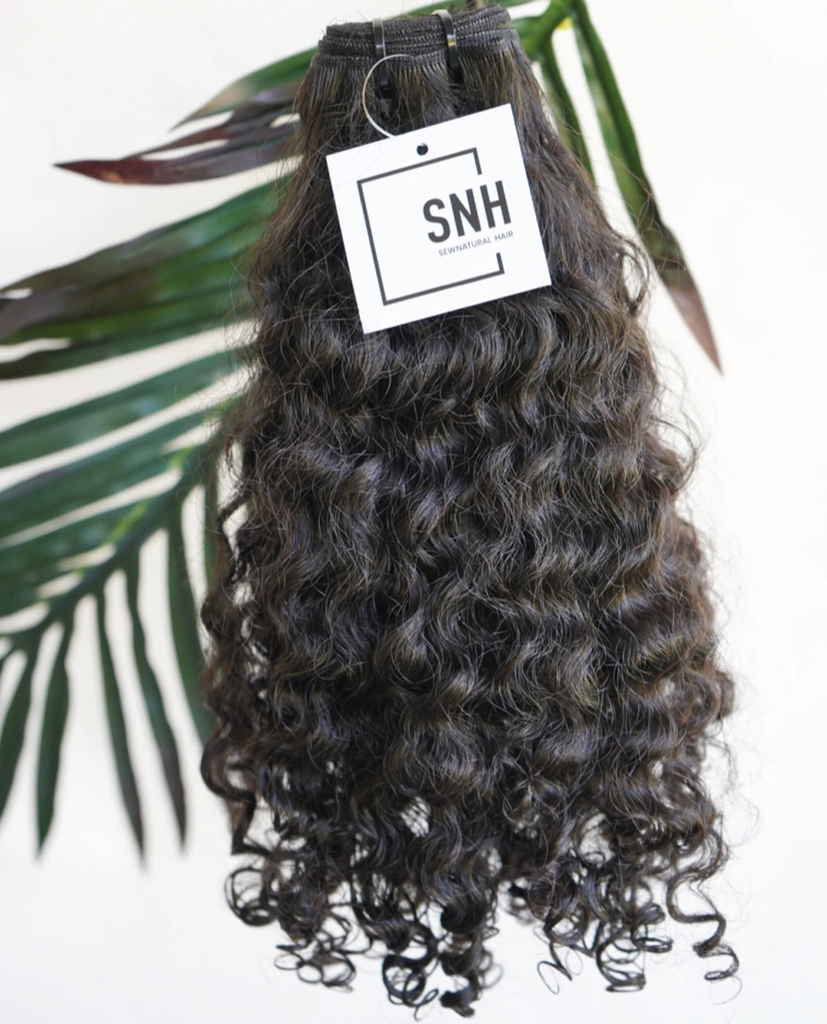 Raw Vietnamese | Curly, Wavy, Straight