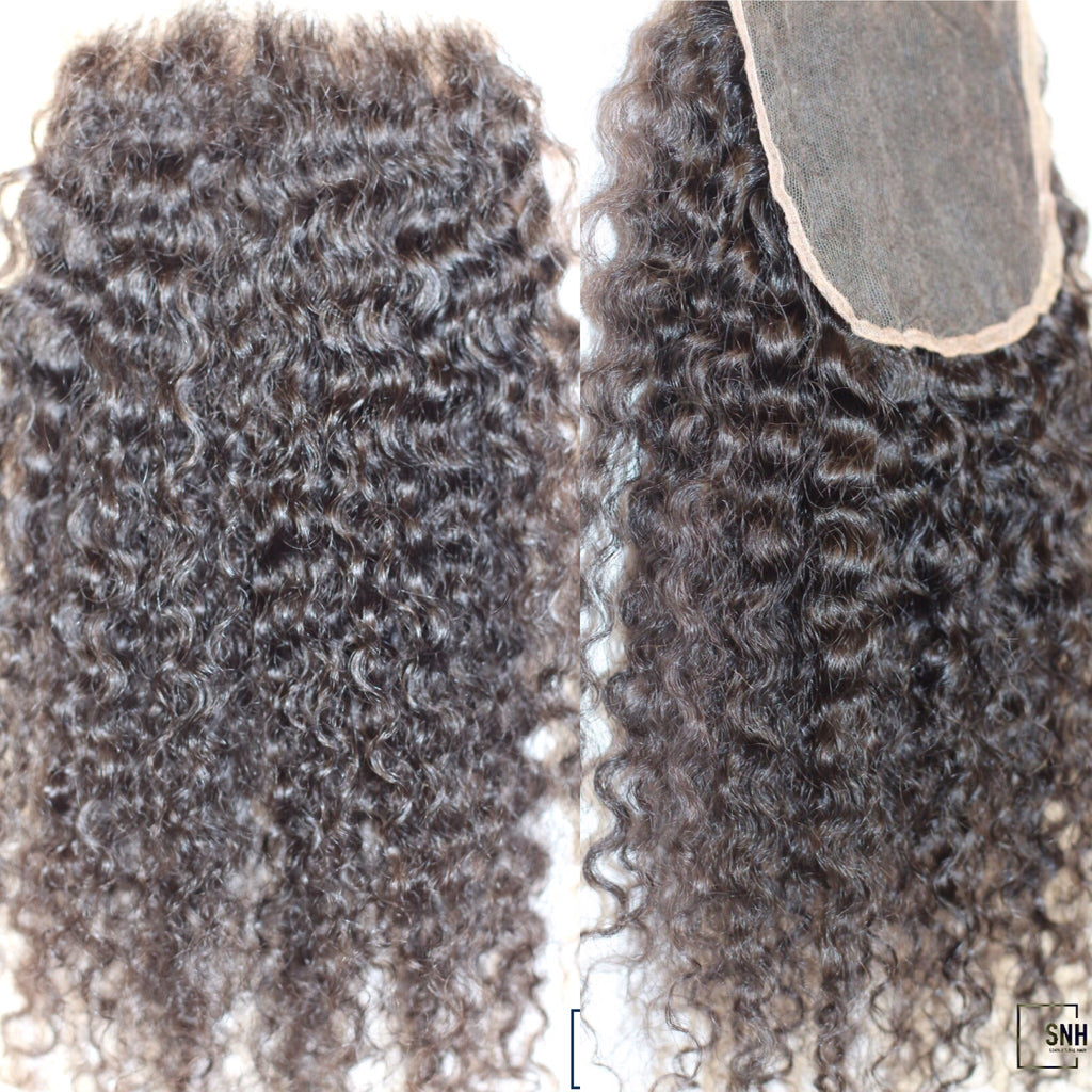 The Deep Curly Closure