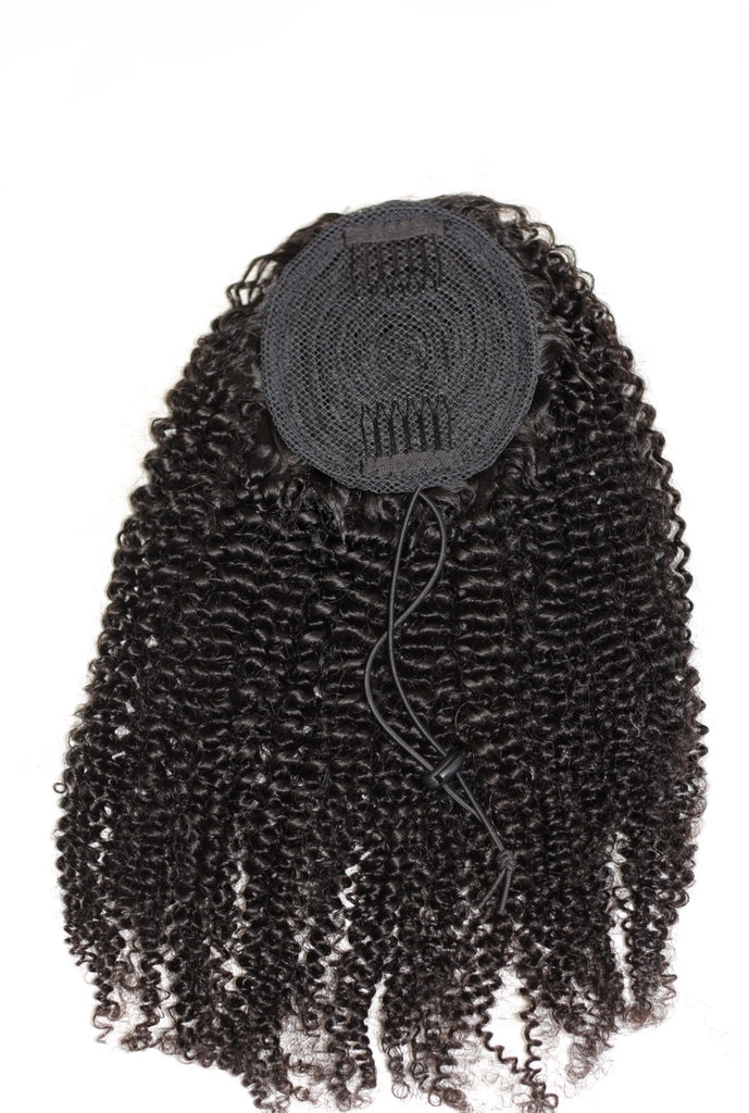 SewNatural Drawstring Ponytail