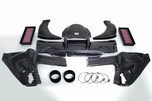 GruppeM RAM Intake Kit Mercedes Benz AMG C63 4.0 2015+ FRI-0407