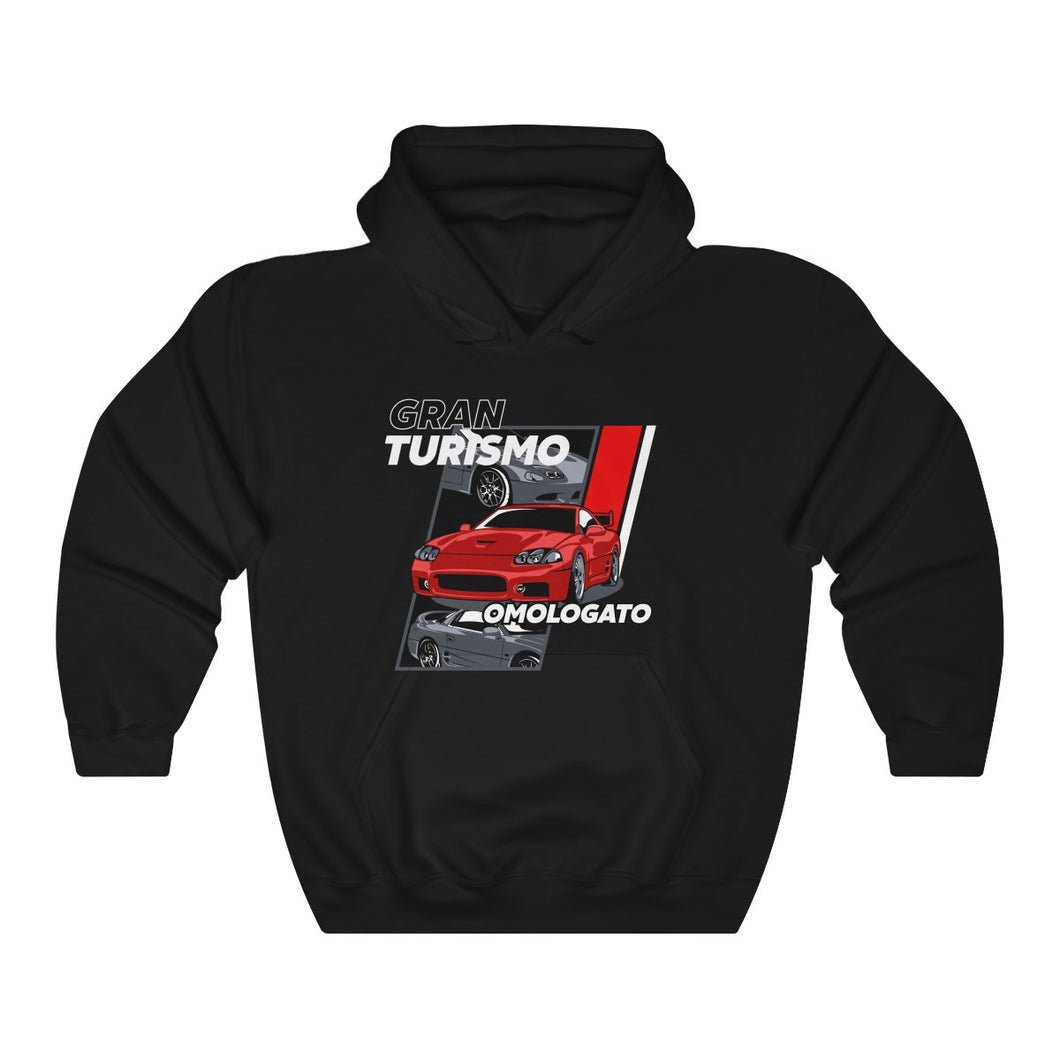 Copy of The Gran Turismo Hoodie - 3rd Gen