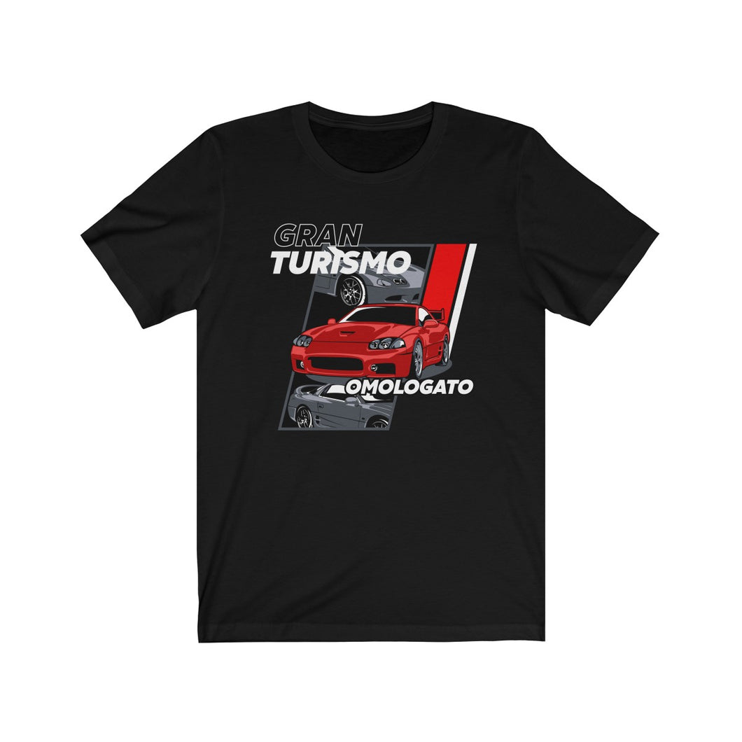 Copy of The Gran Turismo Tee - 3rd Gen