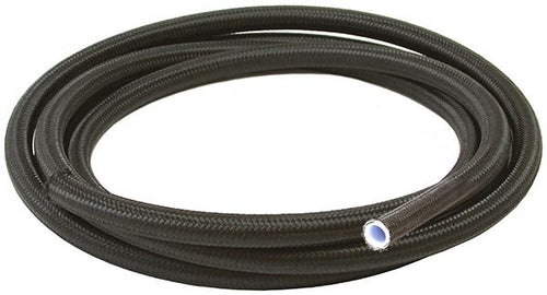 250 Series PTFE Stainless Steel Black Nylon Braided Hose