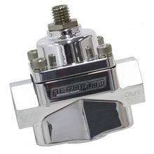 Billet 2-Port Fuel Pressure Regulator with -8 ORB Ports