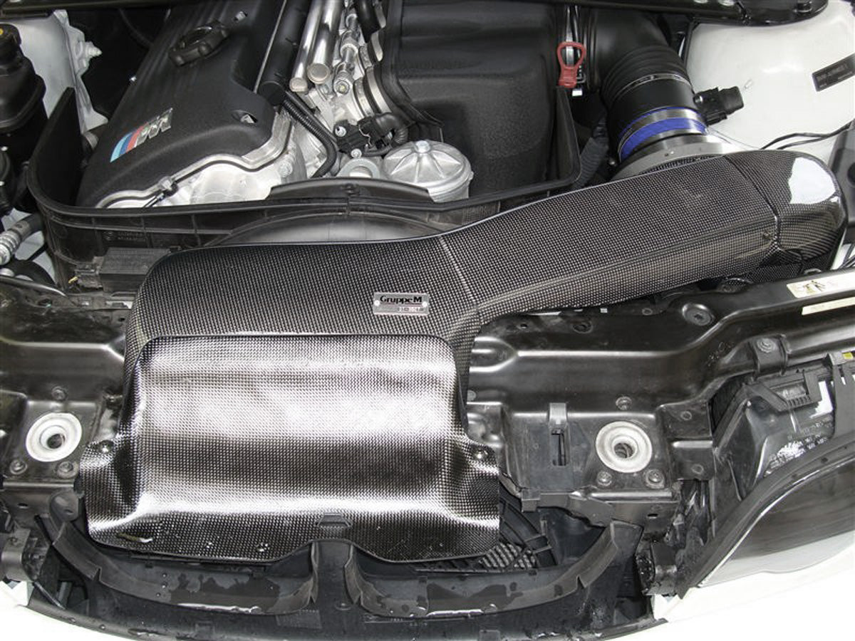 Gruppem Ram Air Intake Bmw E46 M3 326s 3 2l Fri 0116