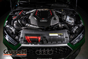 GruppeM AUDI RS4 2018~ RAM Intake Kit FRI-0227