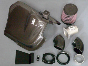 GruppeM RAM Air Intake BMW F30 320i LCI 2.0 TURBO FRI-0340