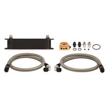 MISHIMOTO 10-ROW UNIVERSAL OIL COOLER KIT