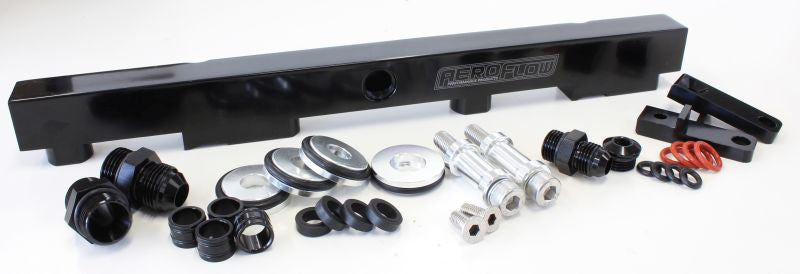 Aeroflow Fuel Rail Kit - Suits S13 SR20