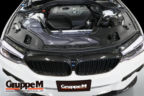 BMW | G30・G31 | 530i | 2017 ~ | 2.0 LITER・TURBO・252PS | RAM AIR SYSTEM