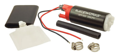 Raceworks 255LPH In-Tank Fuel Pump