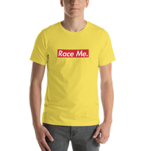 Short-Sleeve Supreme Style RaceMe T-Shirt