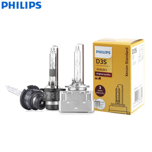 Philips Xenon Standard - OEM Quality (Single)