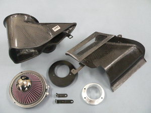 GruppeM RAM AIR SYSTEM for AUDI S4 (B8)FRI-0207