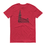 Men's Clock Tower Tee