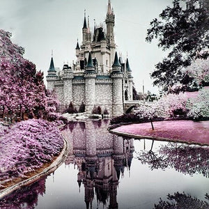 Dream Castle Diamond Painting Kit