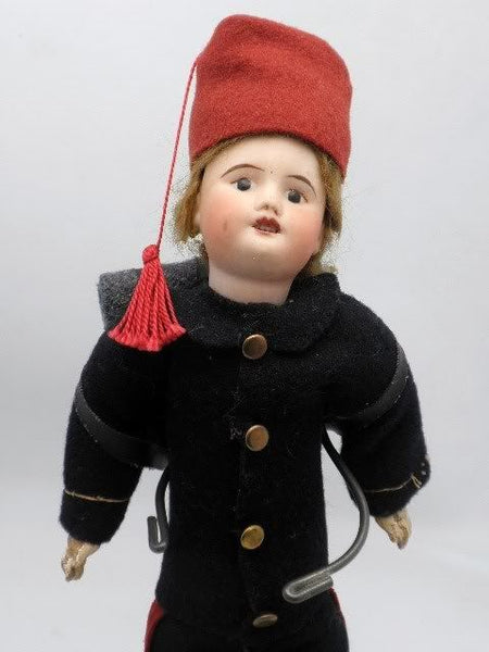 Antique Jumeau French Legionnaire Doll 19/0
