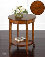 Carmel Lamp Occasional Table