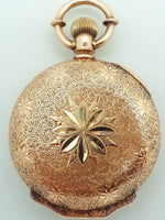 Antique Elgin 14K Pocket Watch