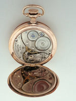 Antique Elgin Ladies Pocket Watch GF