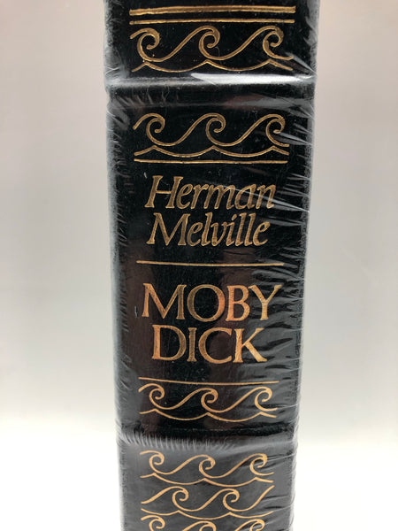 Herman Melville Moby Dick Easton Press Sealed