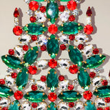 Czech Mantle Christmas Tree # 160