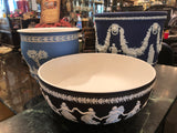 Rare Black Wedgwood Bowl Signed Lord Wedgwood