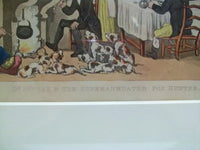 Antique Doctor Syntax & The Fox Hunter Print