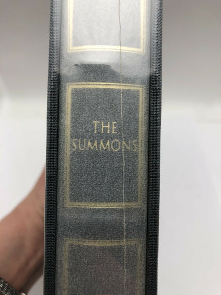 John Grisham The Summons Signed Limited First Edition Sealed 282/350
