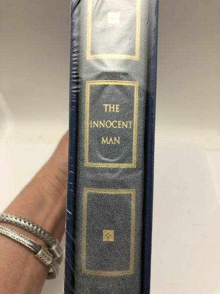 John Grisham The Innocent Man 133 Signed Limited First Edition Sealed